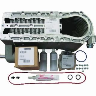 Heat Exchanger / Sections