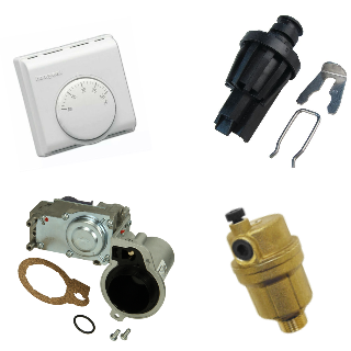 Boiler Spares & Controls