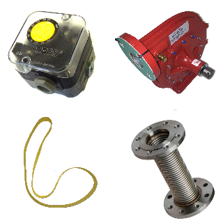 Gas Booster Controls & Spares