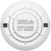 Dual Carbon Monoxide & Smoke Alarm